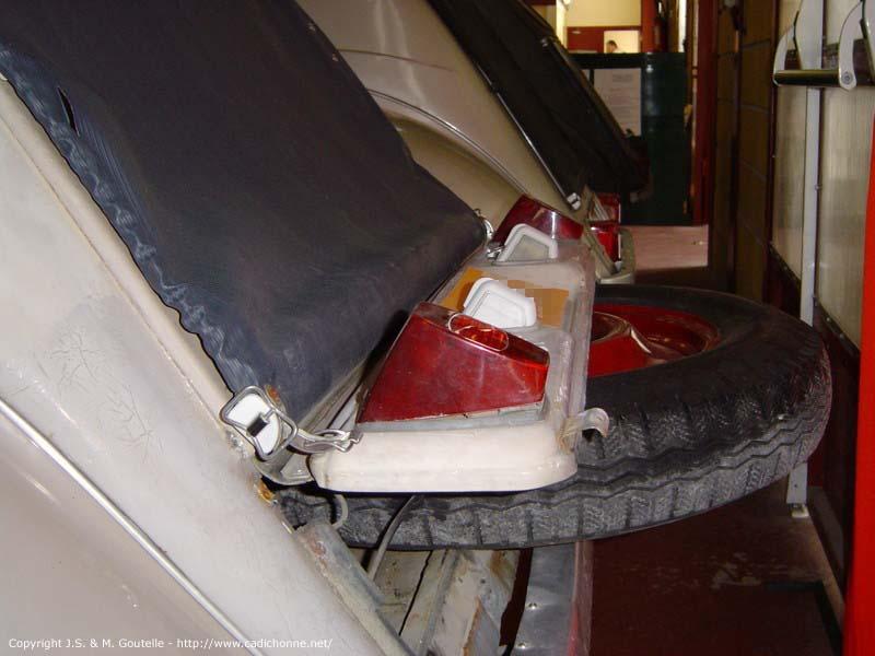 Roue De Secours Camping Car Beurel Loudeac